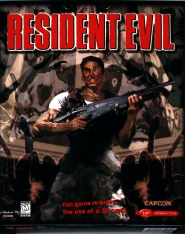 Resident Evil (PlayStation, 1996)